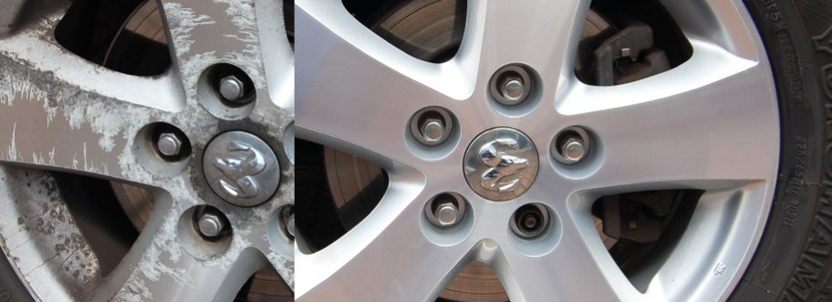 How Much To Refurbish Alloy Wheels >> Alloy Wheel Repair Magic Auto Care